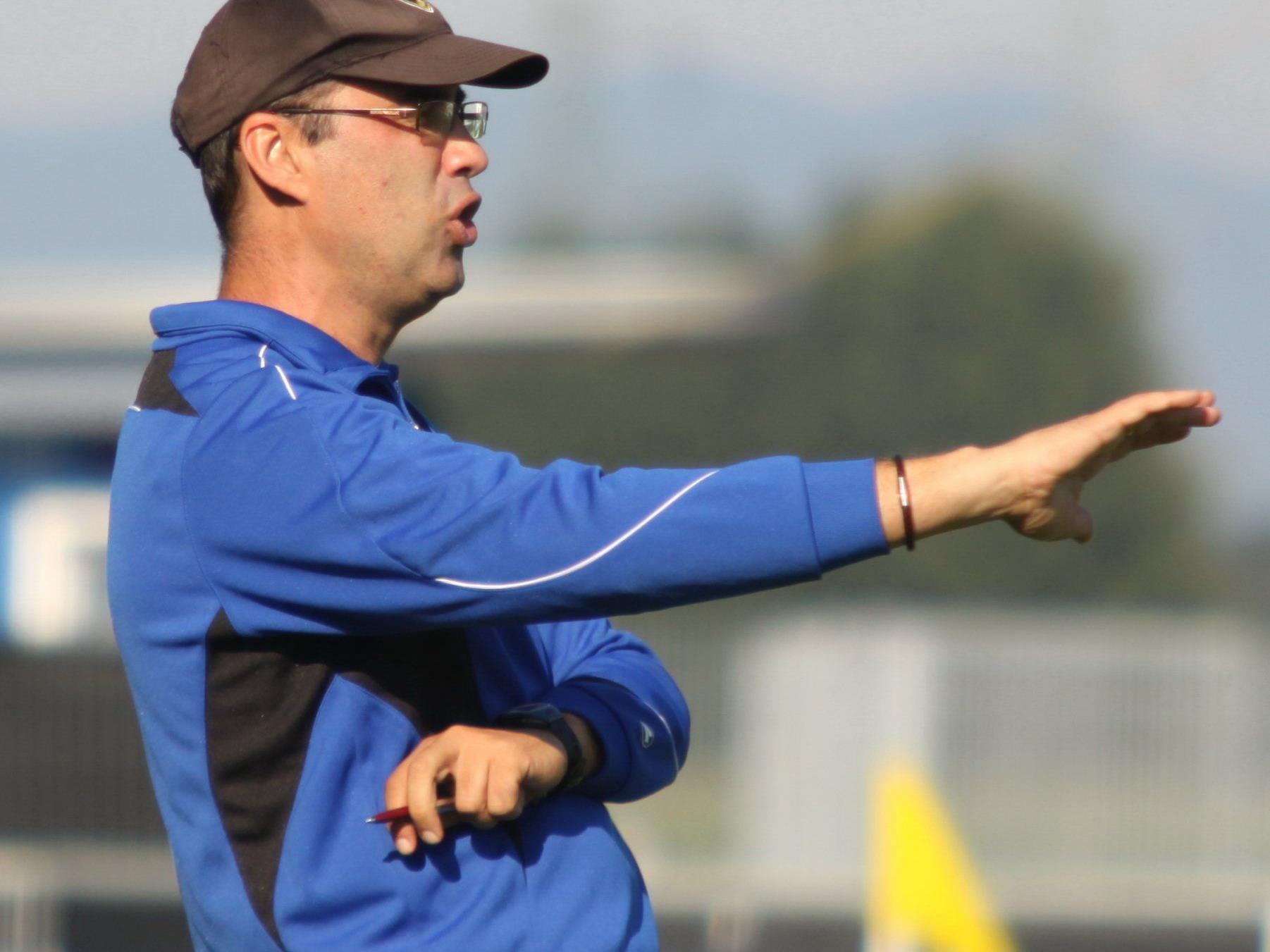 Coach Peter Jakubec zeigte sich zufrieden.