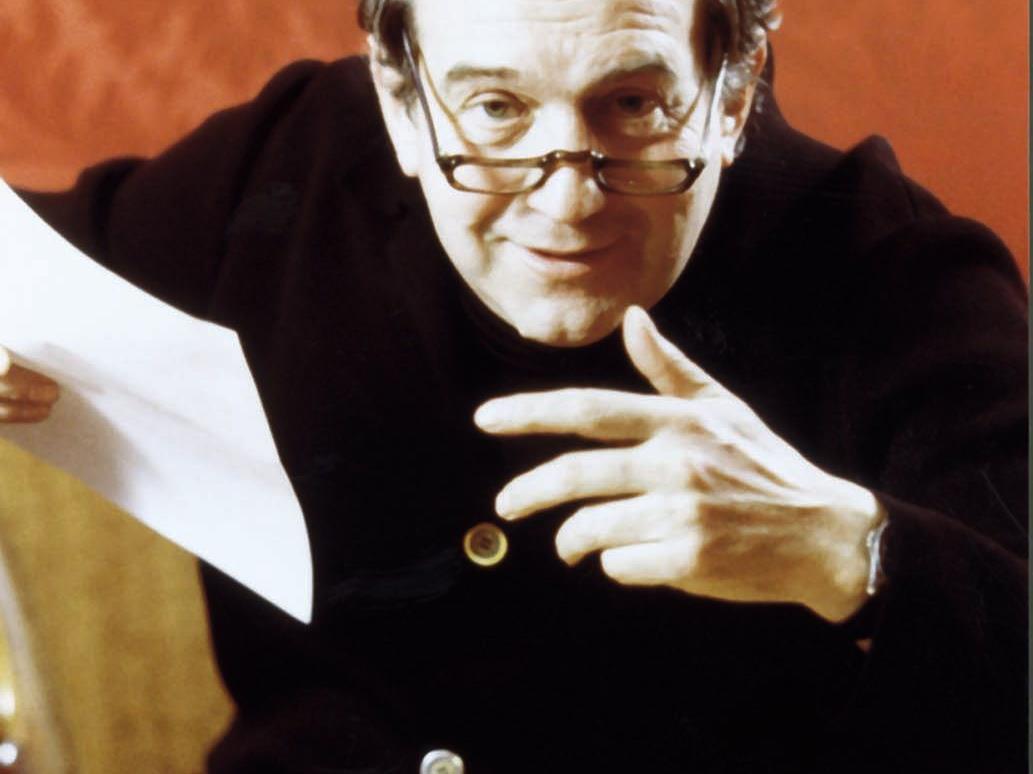 Otto Schenk am 26. Oktober an der Kulturbühne AmBach