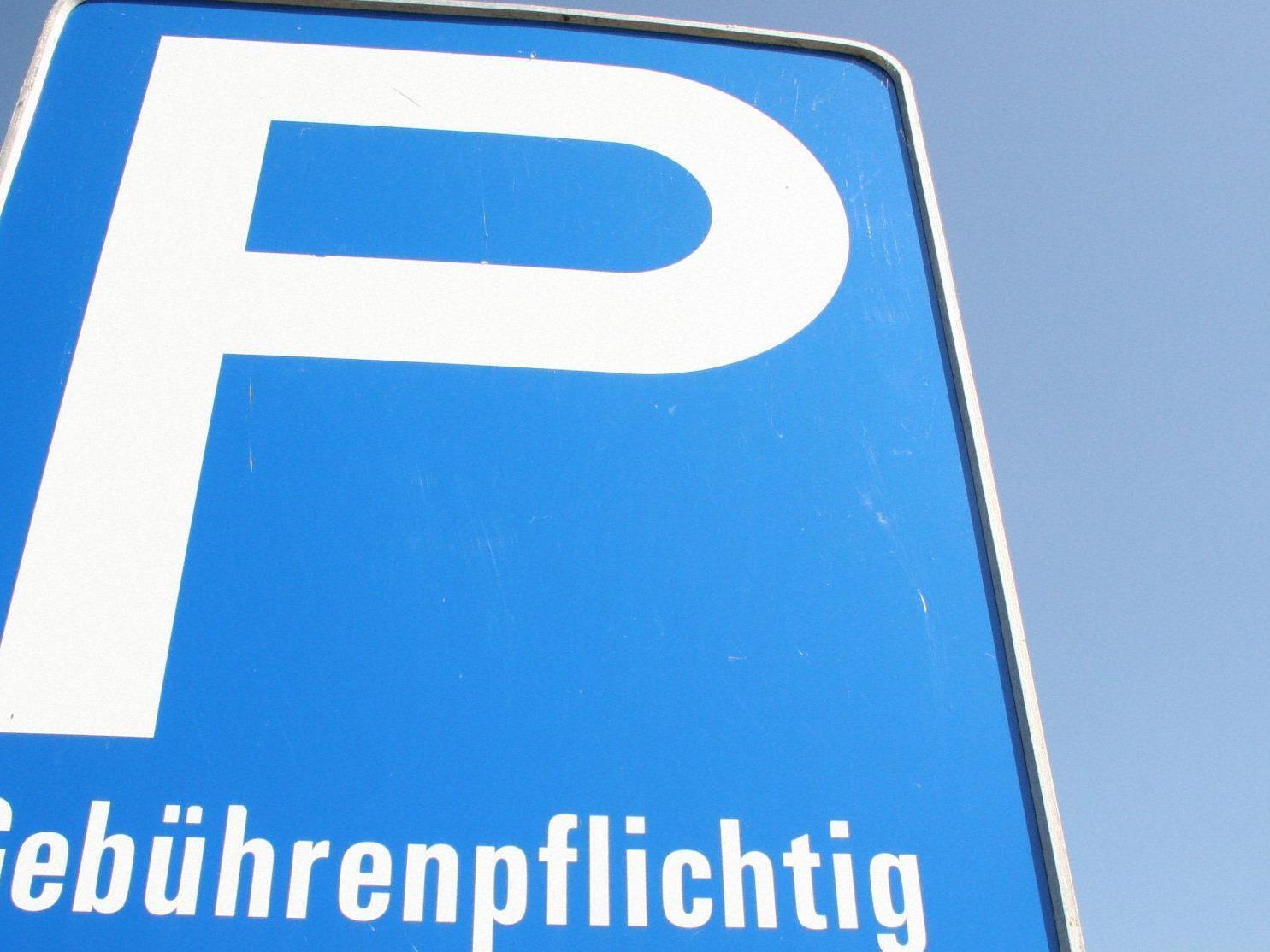 Umbau des Parkplatzes West in Bregenz