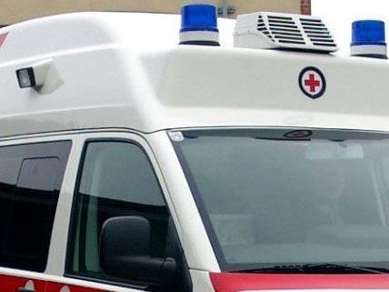 Die beiden Männer wurden schwerverletzt ins Krankenhaus gebracht.