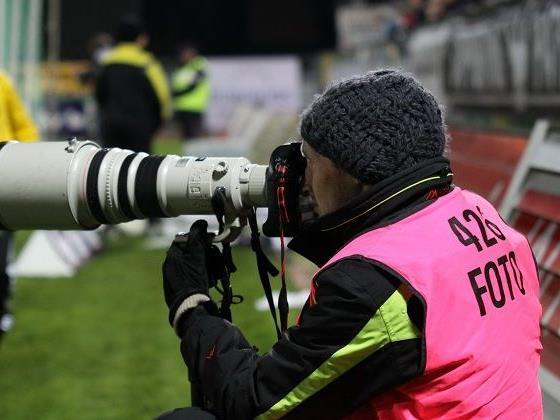 Fotograf Philipp Steurer hielt die besten Aktionen auf den Plätzen fest.