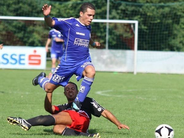 Andelsbuch-Stürmer Ueverton da Silva will mit seiner Elf gewinnen.