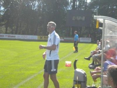 Michael Back ist neuer SCM Vandans Trainer