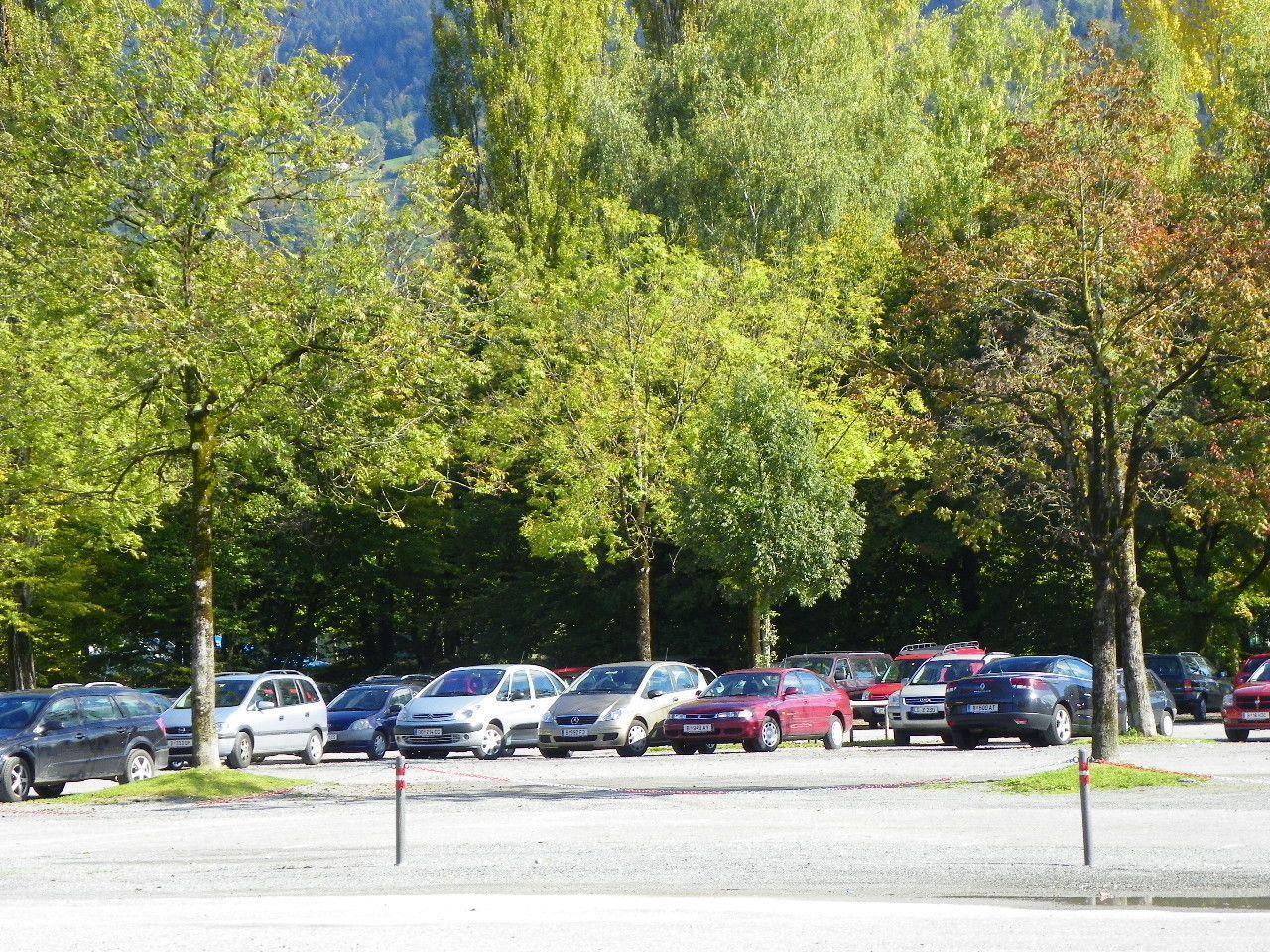 Erweiterung des Parkangebots