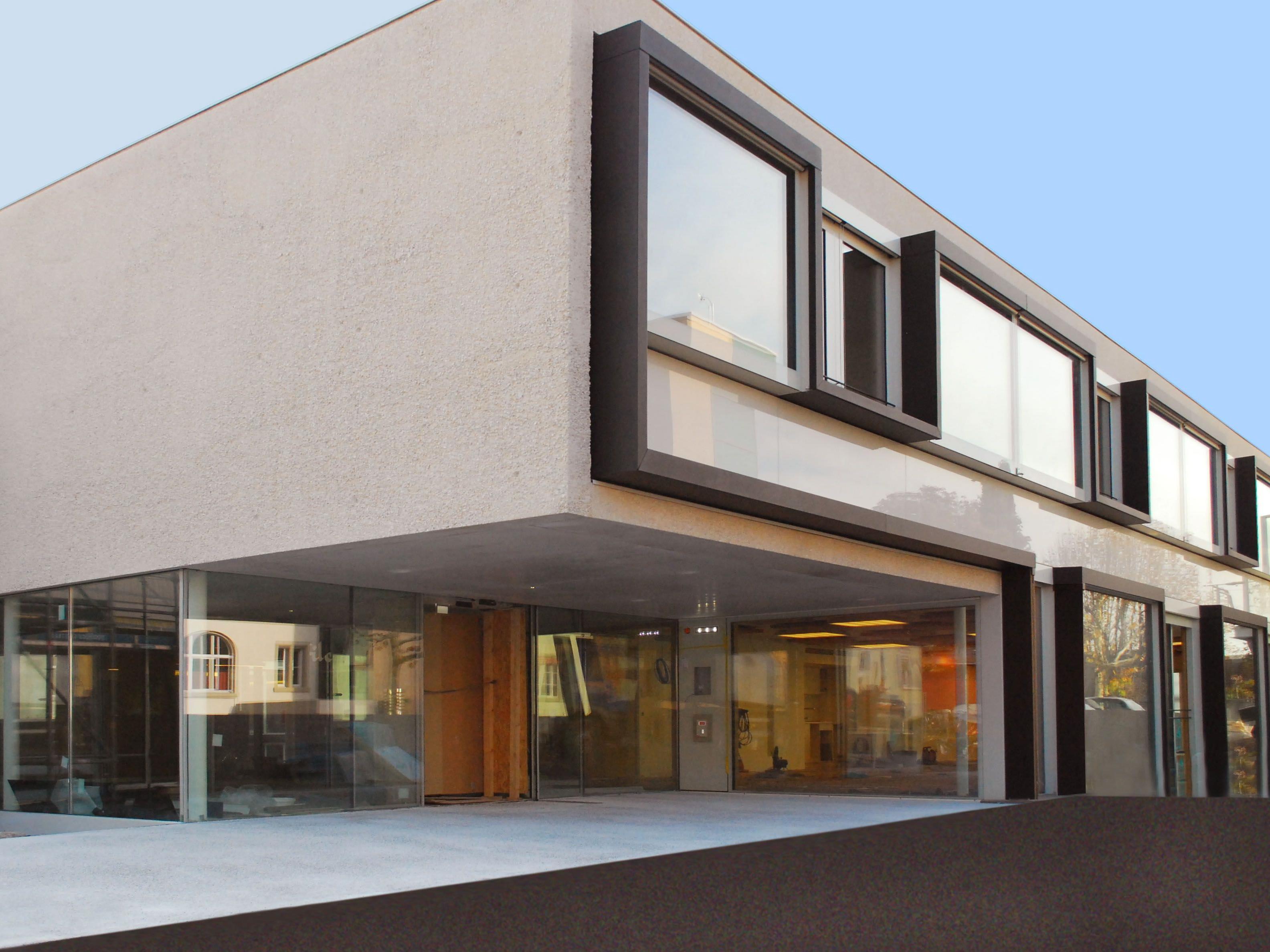 Das neue Haus Klosterreben wird nun feierlich eröffnet