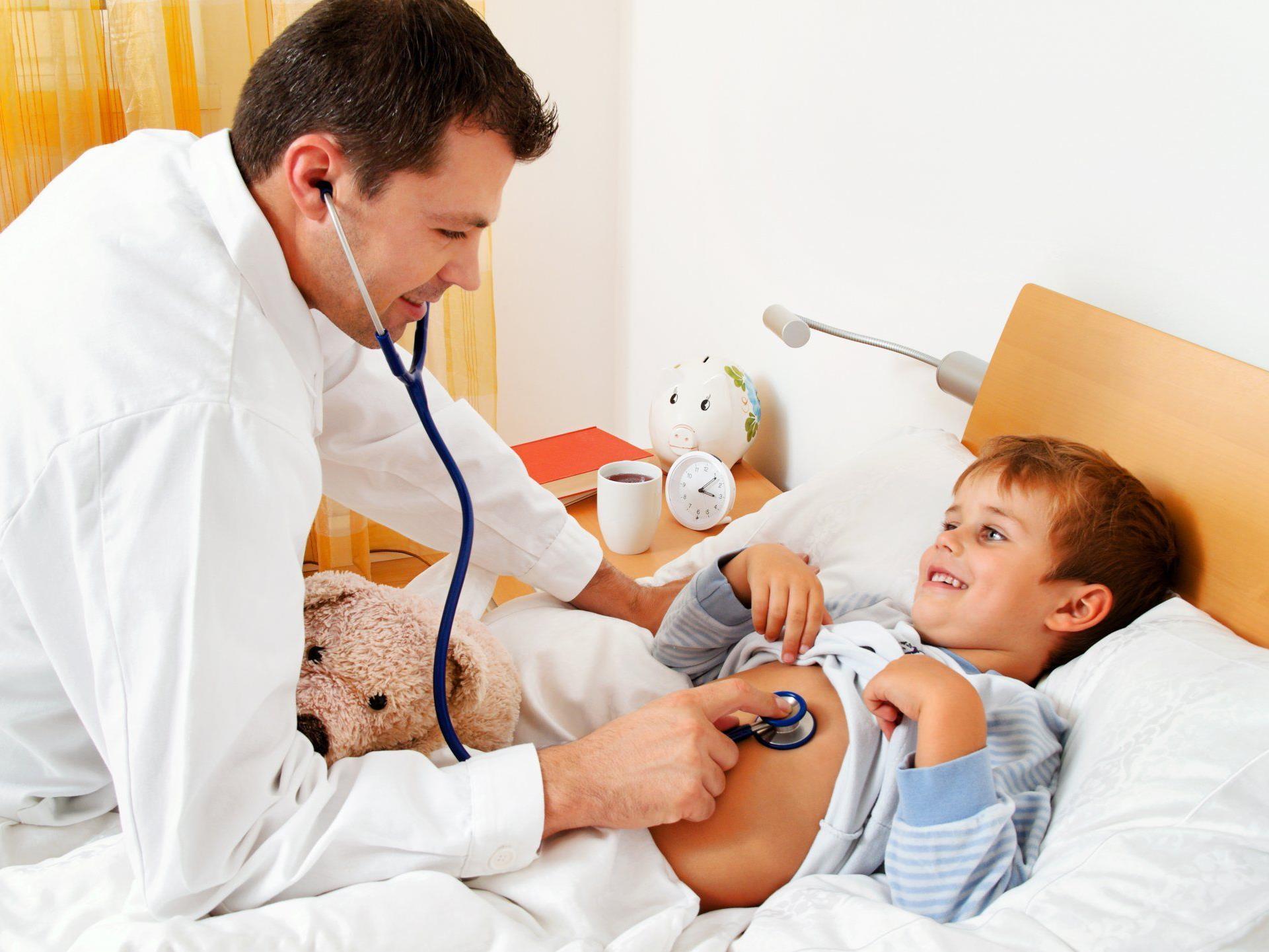 Um den Puls zu messen, braucht es keine teure Spitalsinfrastruktur.