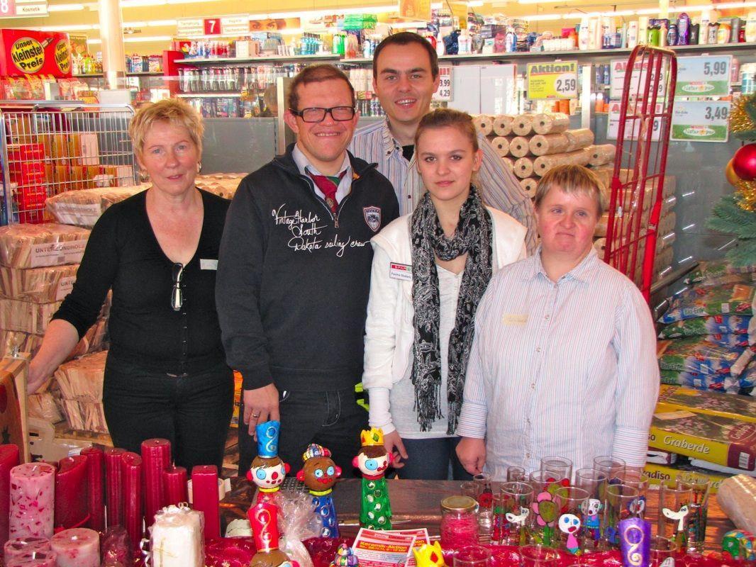Monika Fischer, Jürgen Bonner, Pasima Dizdarijc, Elisabeth Zech und Oliver Natter