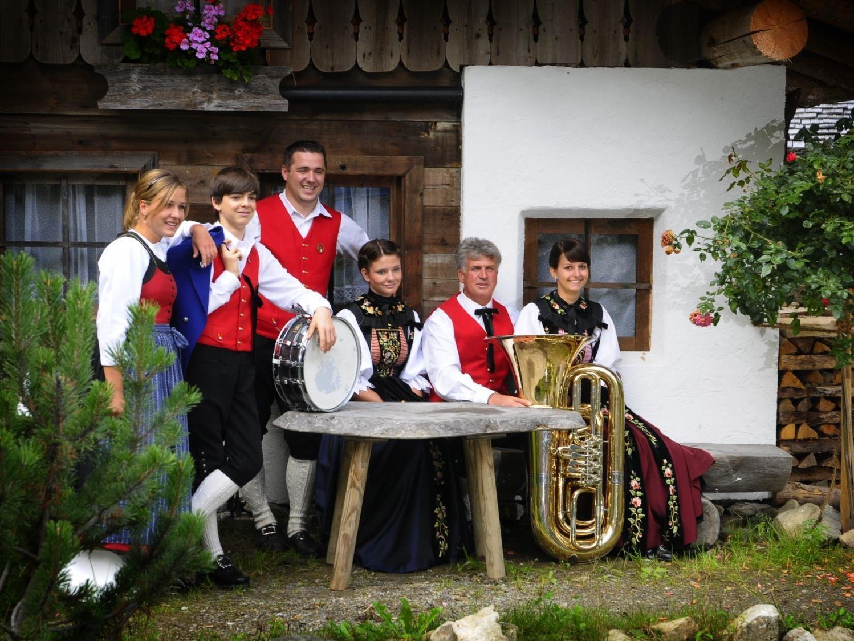 Die Bürgermusik Silbertal lädt am kommenden Sonntag zum Frühschoppen.