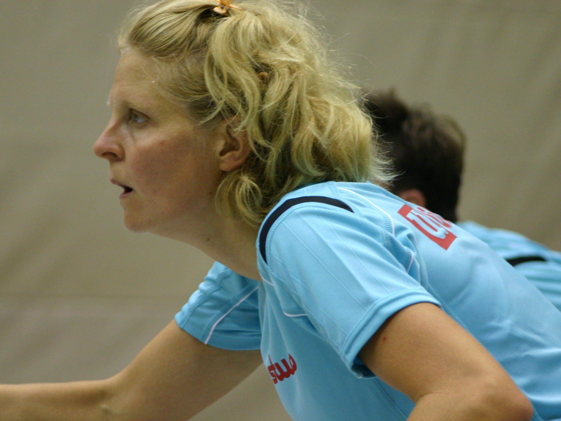 Verena Fastenbauer wurde WM-Fünfte.