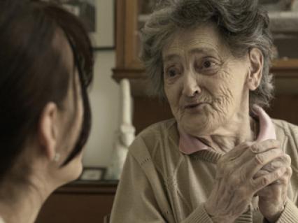 Mehr über den Umgang mit Demenz erfährt man in der Harder Selbsthilfegruppe im Seniorenhaus.