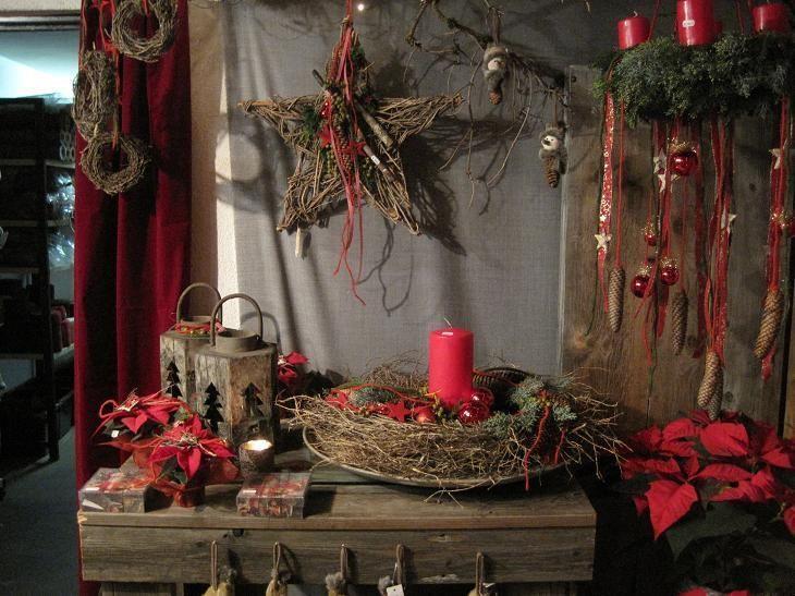 Die Adventausstellung im Blumengeschäft Hagen & Egle findet noch bis Sonntag statt.