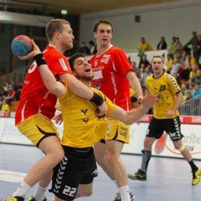 Bregenz Handball steht in Innsbruck eine harte Partie bevor