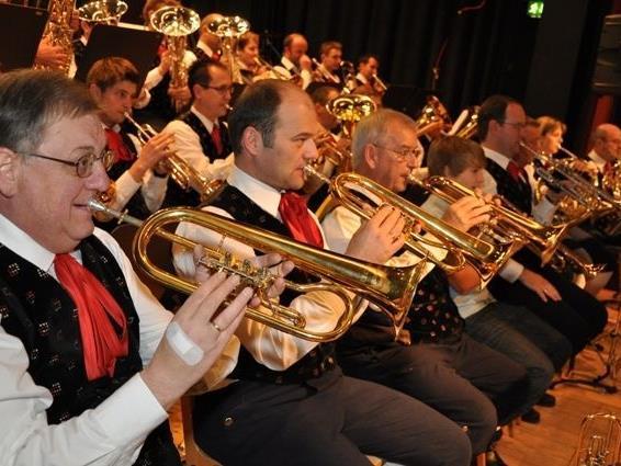 Die Stadtmusik Bludenz  freut sich auf zahlreichen Besuch.