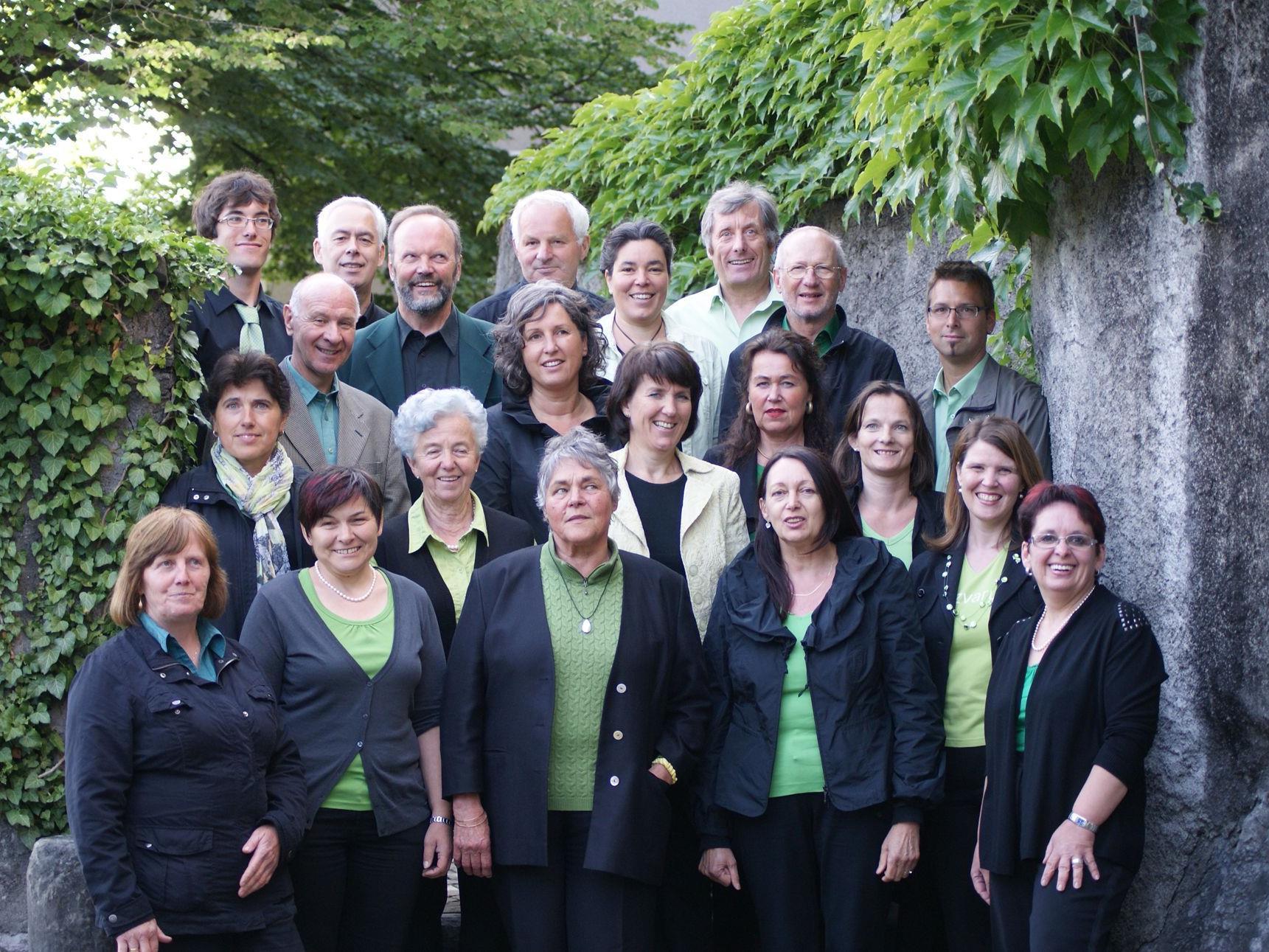 Die Chorgemeinschaft Cantemus sowie die Singgemeinschaft Viktorsberg laden zum gemeinsamen Konzert.