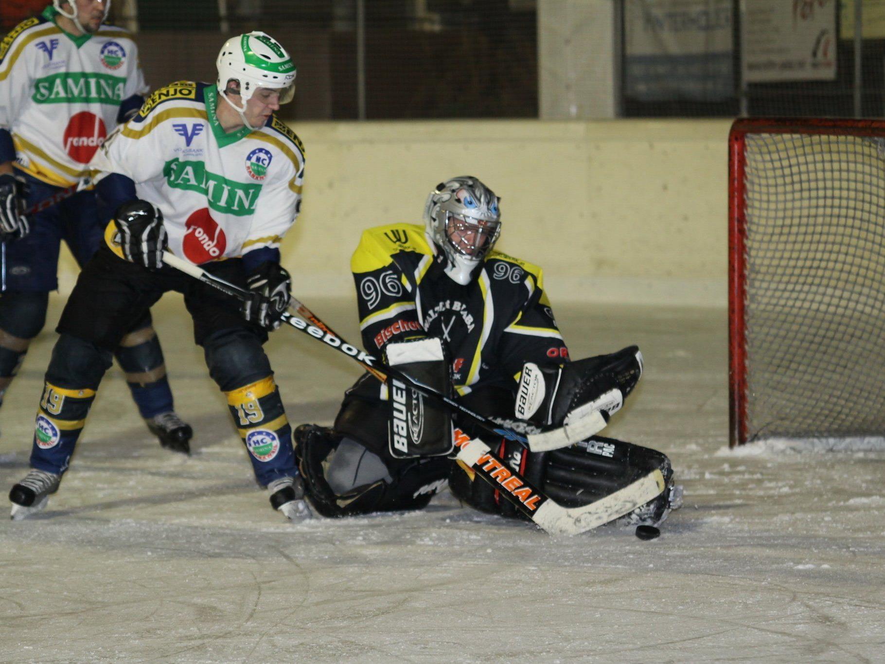 Traumstart für HC Samina Rankweil.