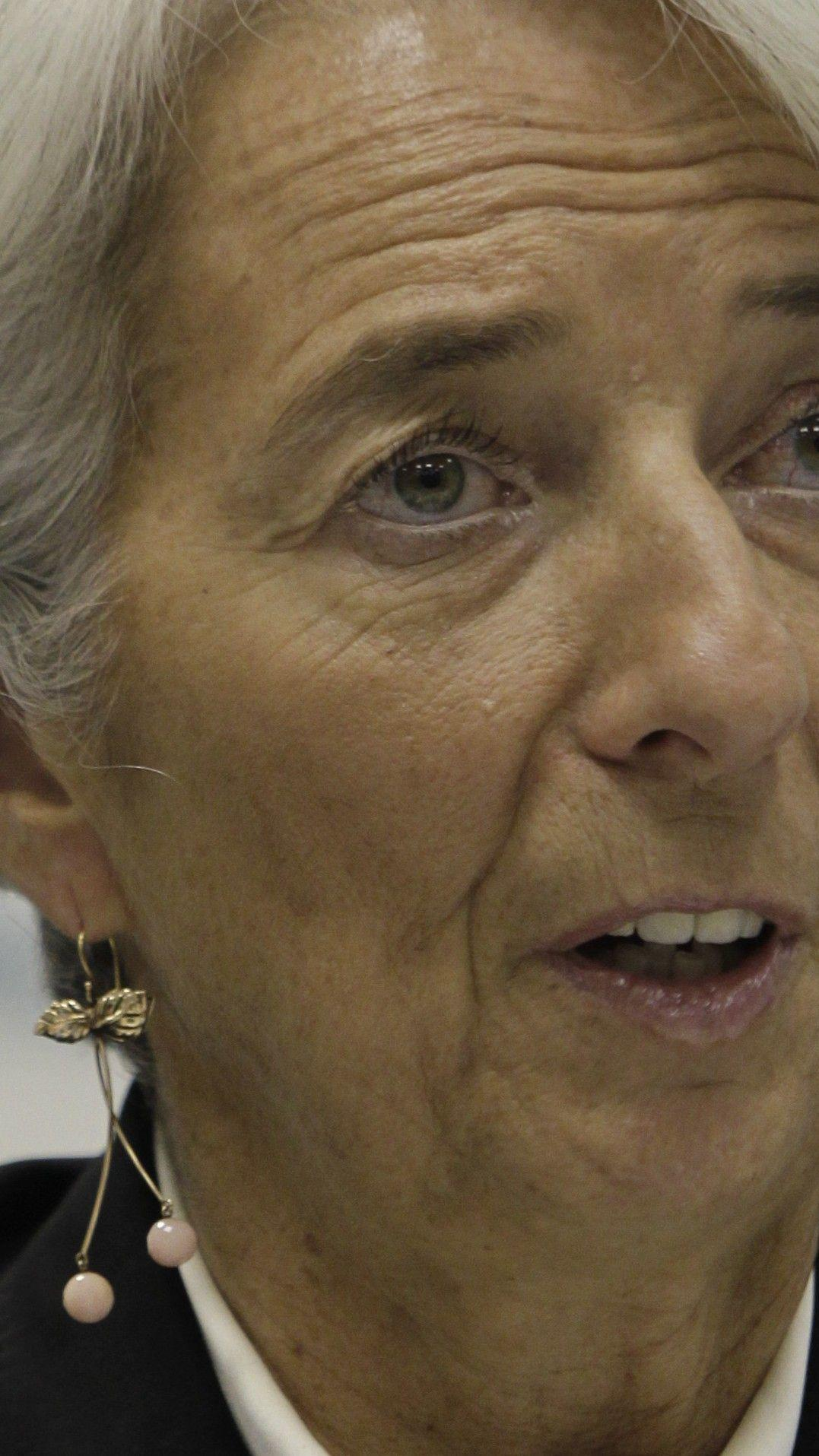 """Christine Lagarde warnt vor einem """"verlorenen Jahrzehnt"""""""