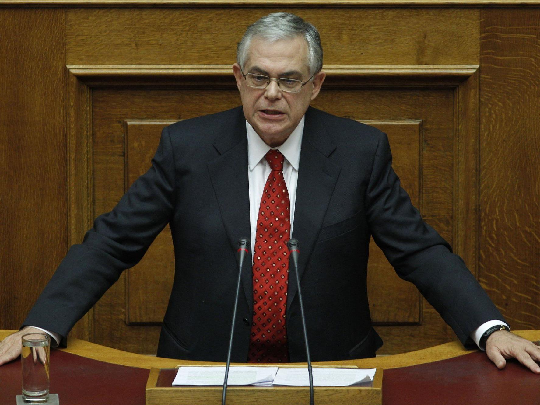 Budgetentwurf 2012 präsentiert.