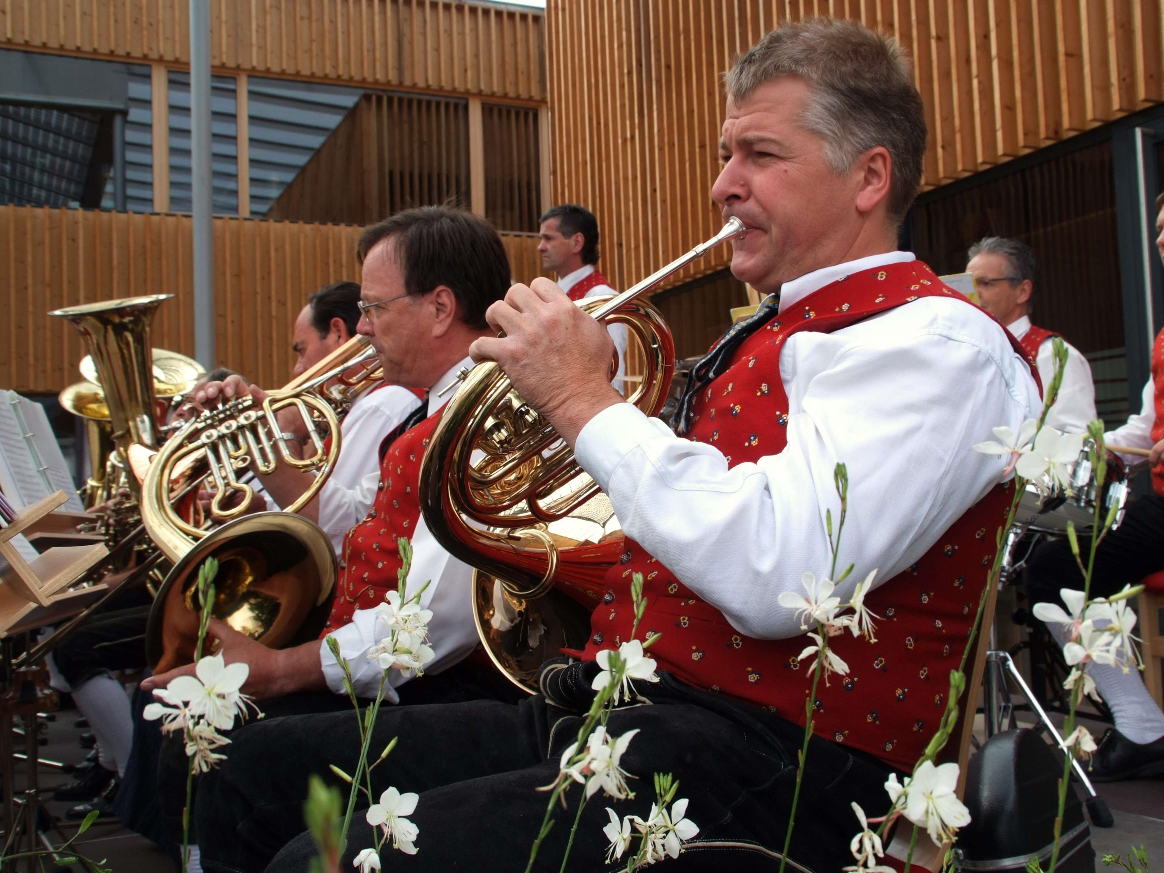 Die Harmoniemusik lädt am 4. Dezember zum Cäcilia-Konzert in die Blumenegghalle.
