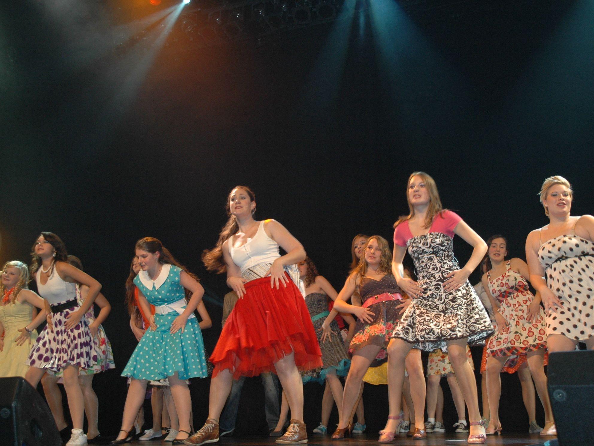 Die Mitglieder von WAMCO wollen bei der Songnight das Publikum wieder begeistern!