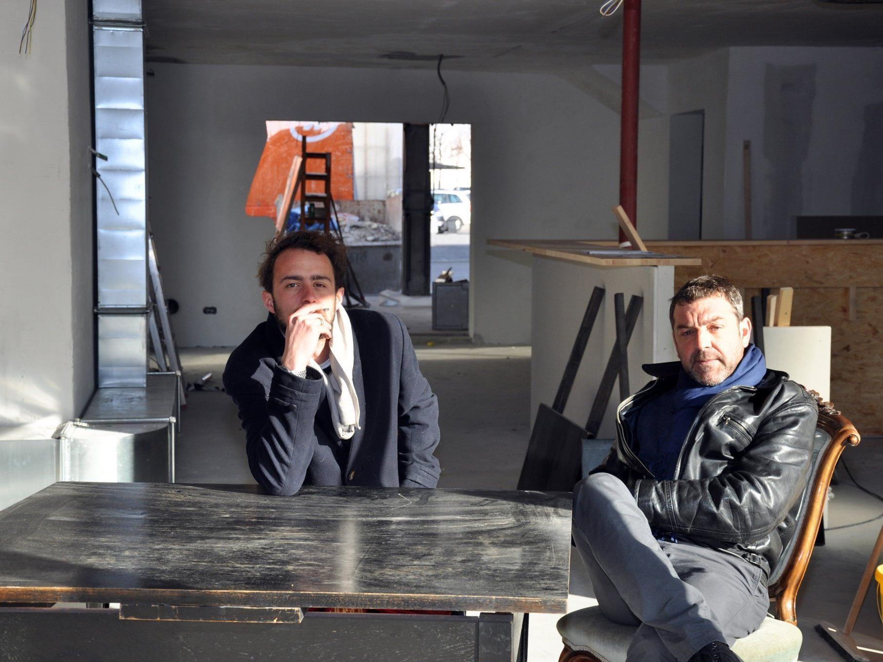 Im Januar eröffnen Jan Lucas Härle und Markus Schobel offiziell ihren neuen Freigeist.