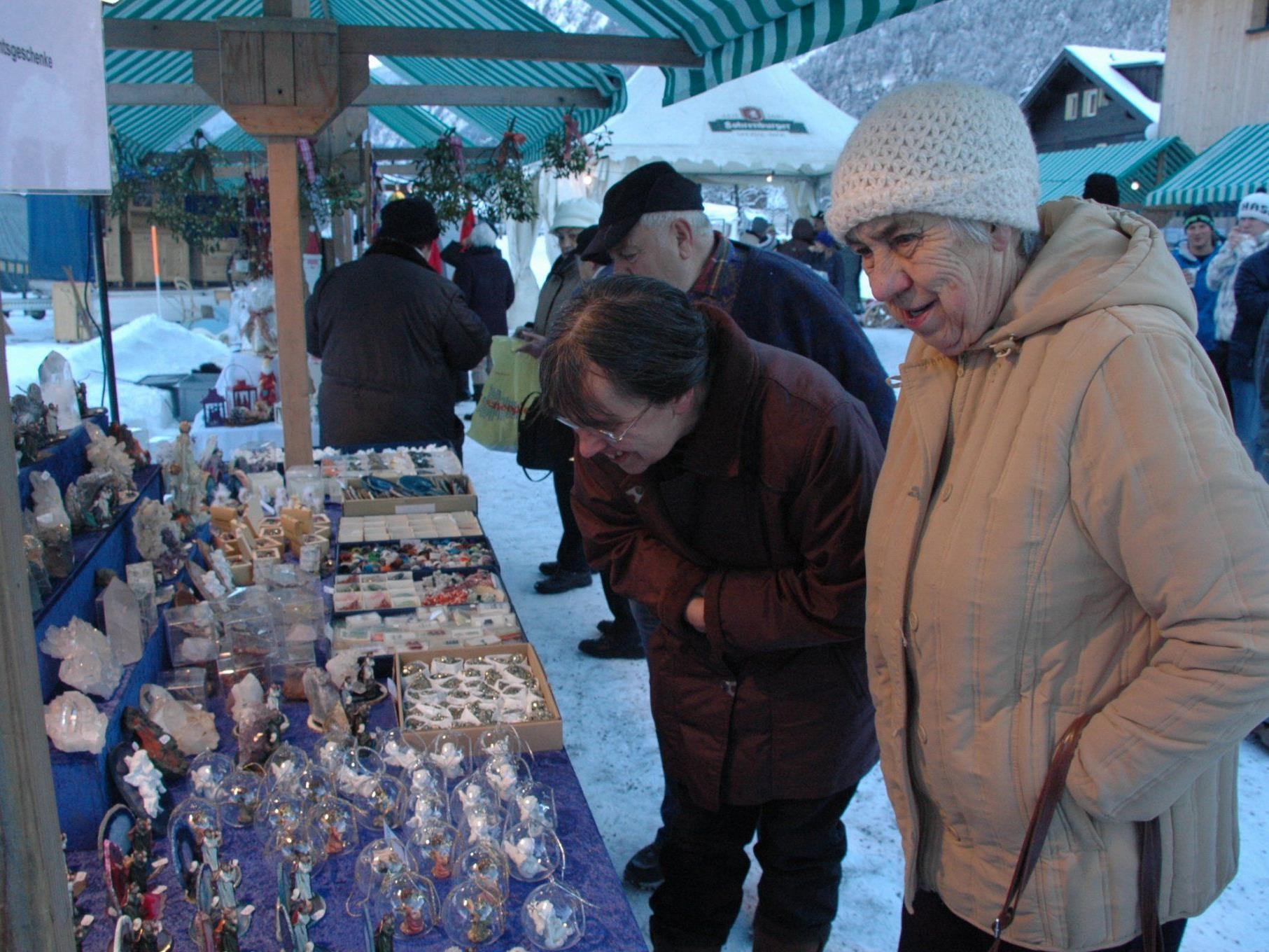 Weihnachtsmarkt Ankündigung