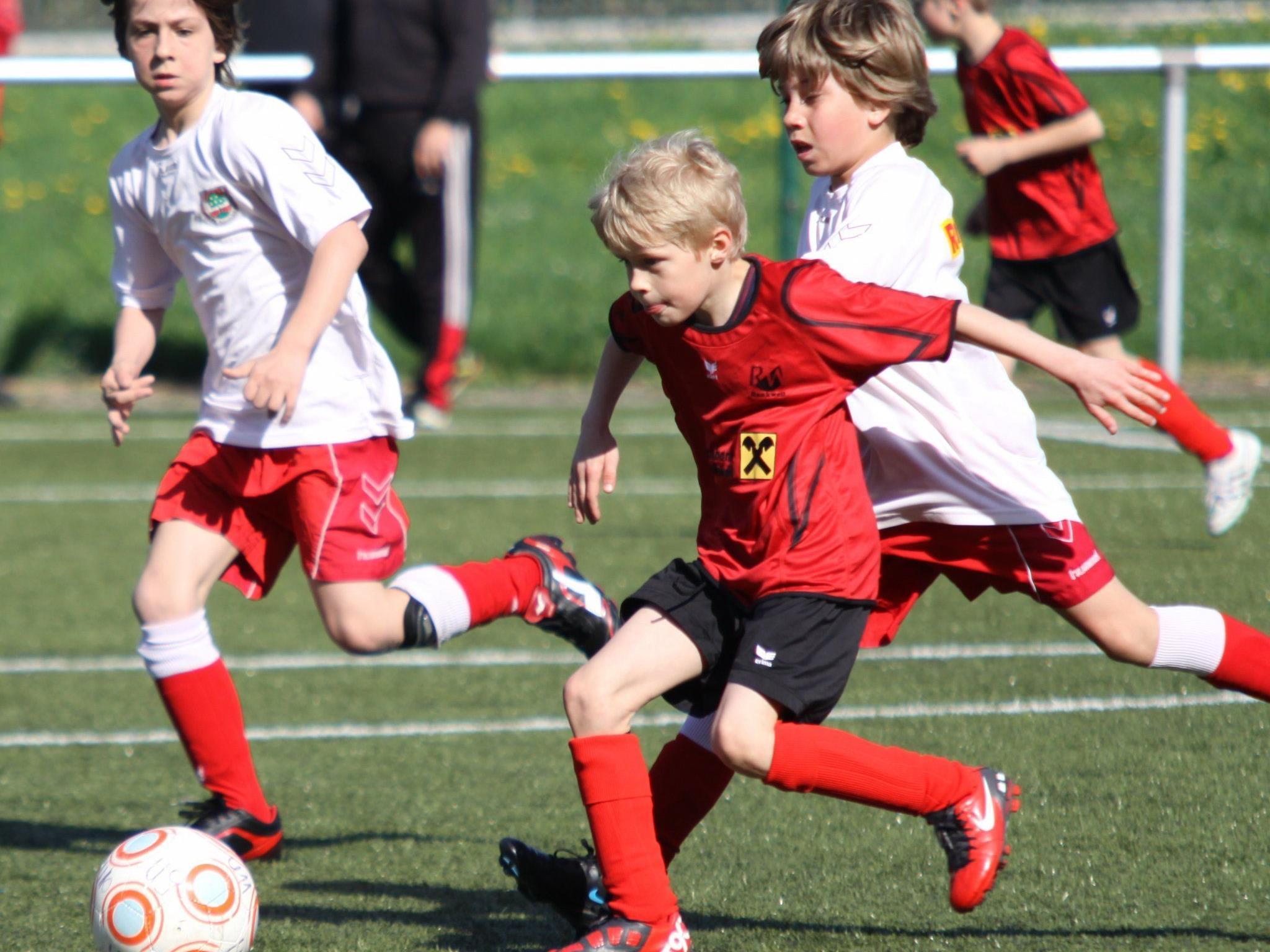 FC Mohren Dornbirn feierte drei Herbsttitel im Nachwuchs.