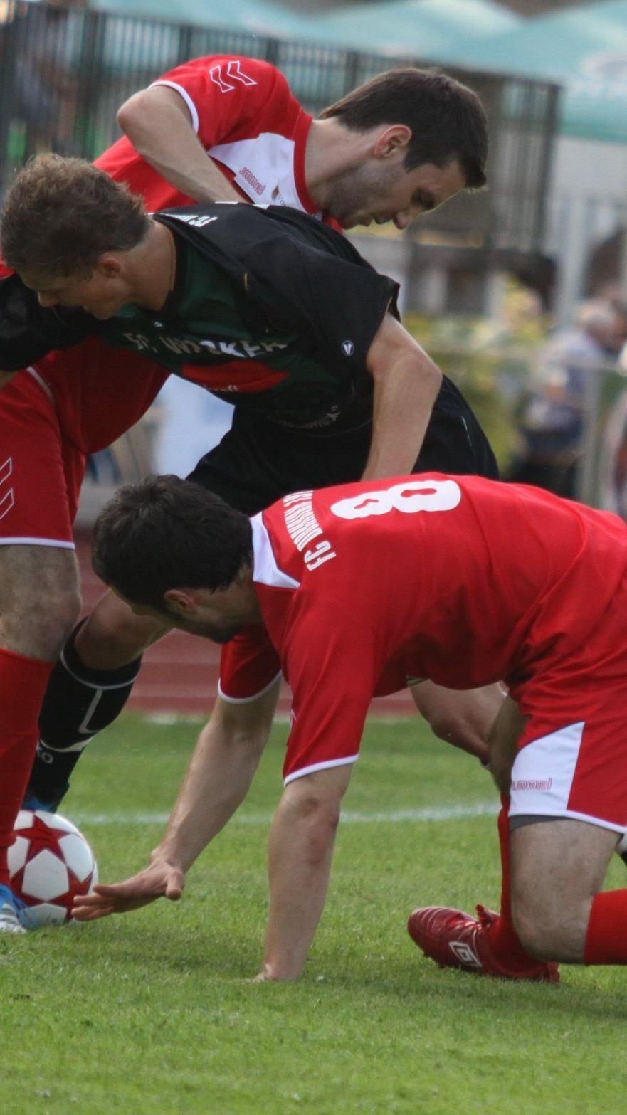 FC Mohren Dornbirn kämpft um einen Podestplatz.