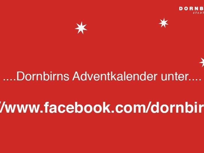 Adventkalender auf Dornbirninfo