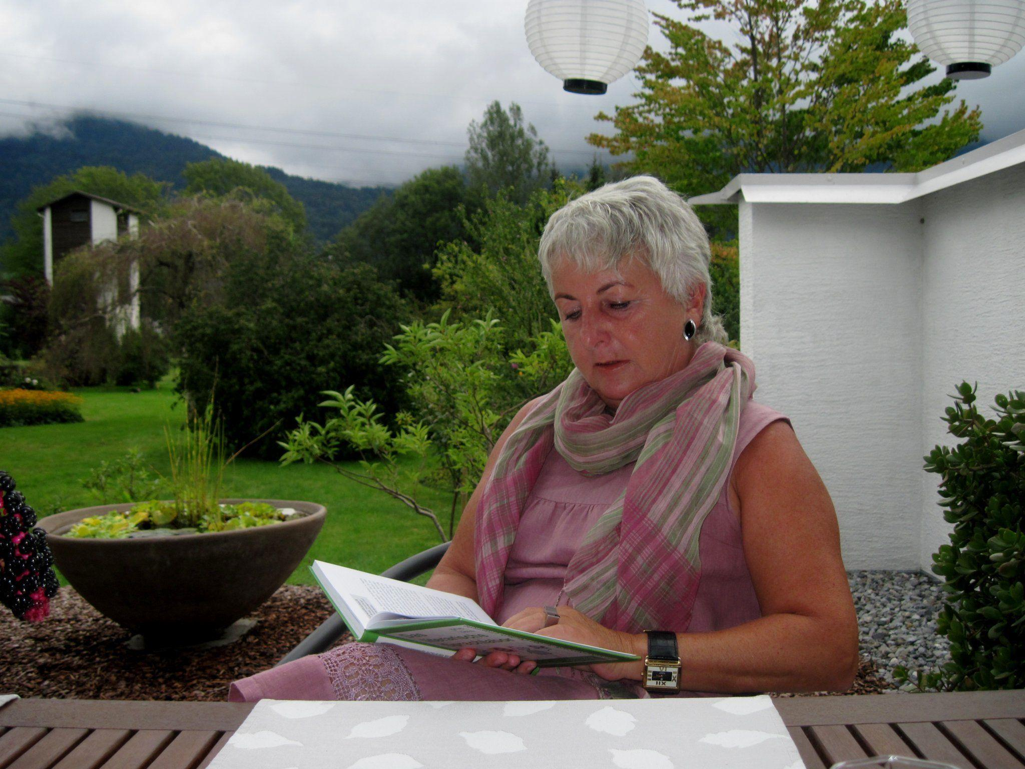 Eva Dörn lädt zur Schreibwerkstatt