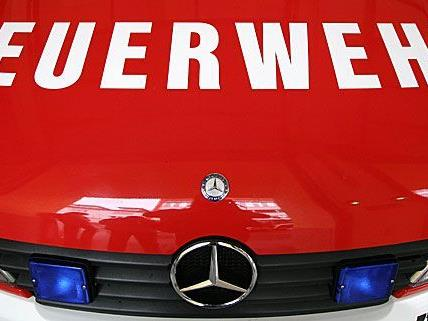 Die Feuerwehr Bregenz stand in der Nacht auf Samstag im Einsatz