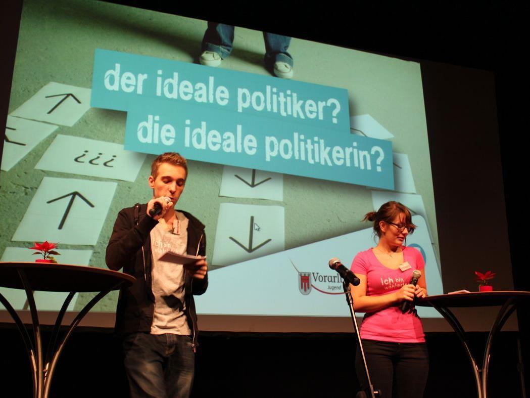 Jugendliche haben am 24. November die Gelegenheit, Vorarlbergs PolitikerInnen ganz persönlich kennen zu lernen.
