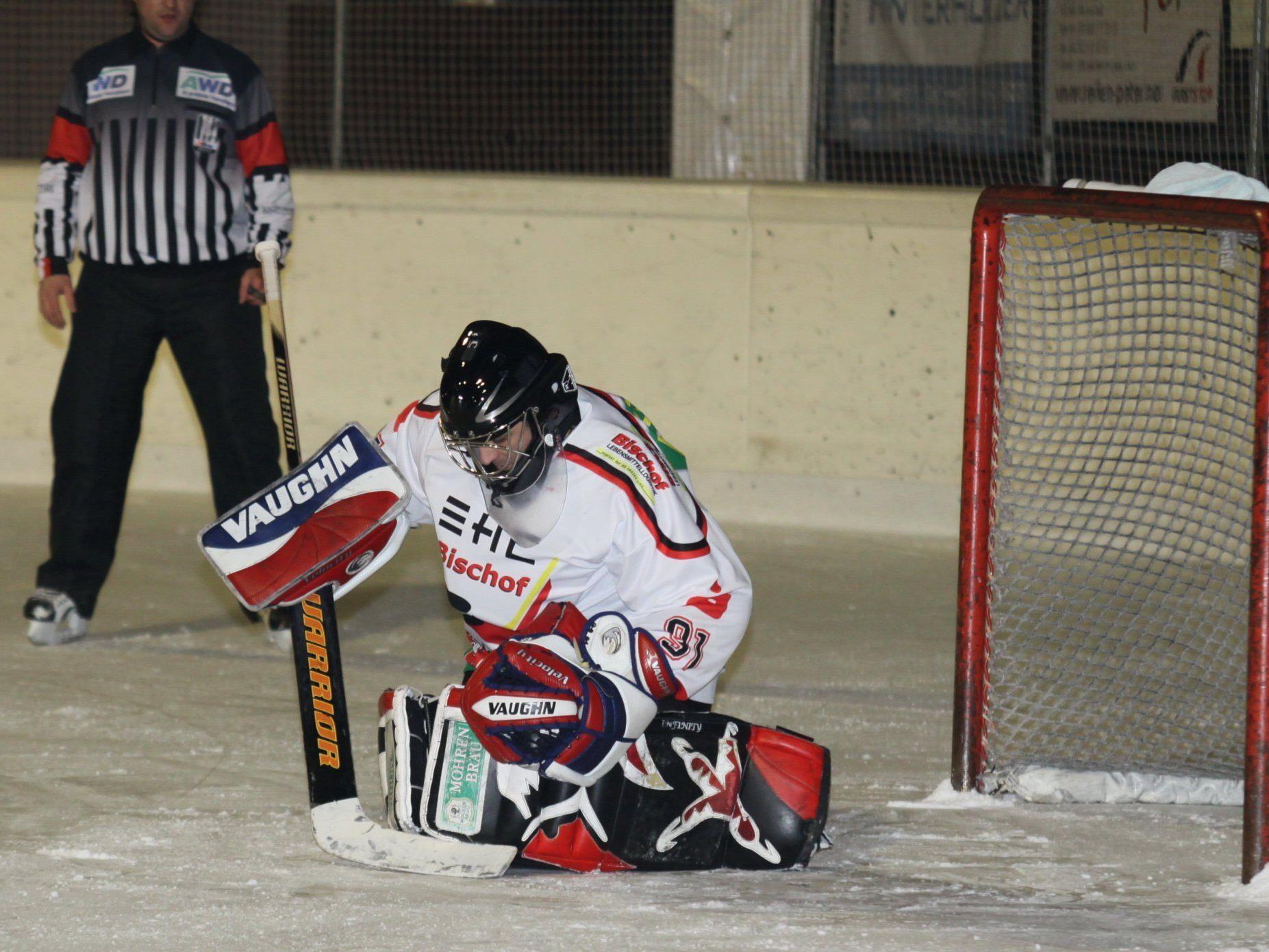 EHC Bischof Feldkirch gewinnt Derby mit 8:3.