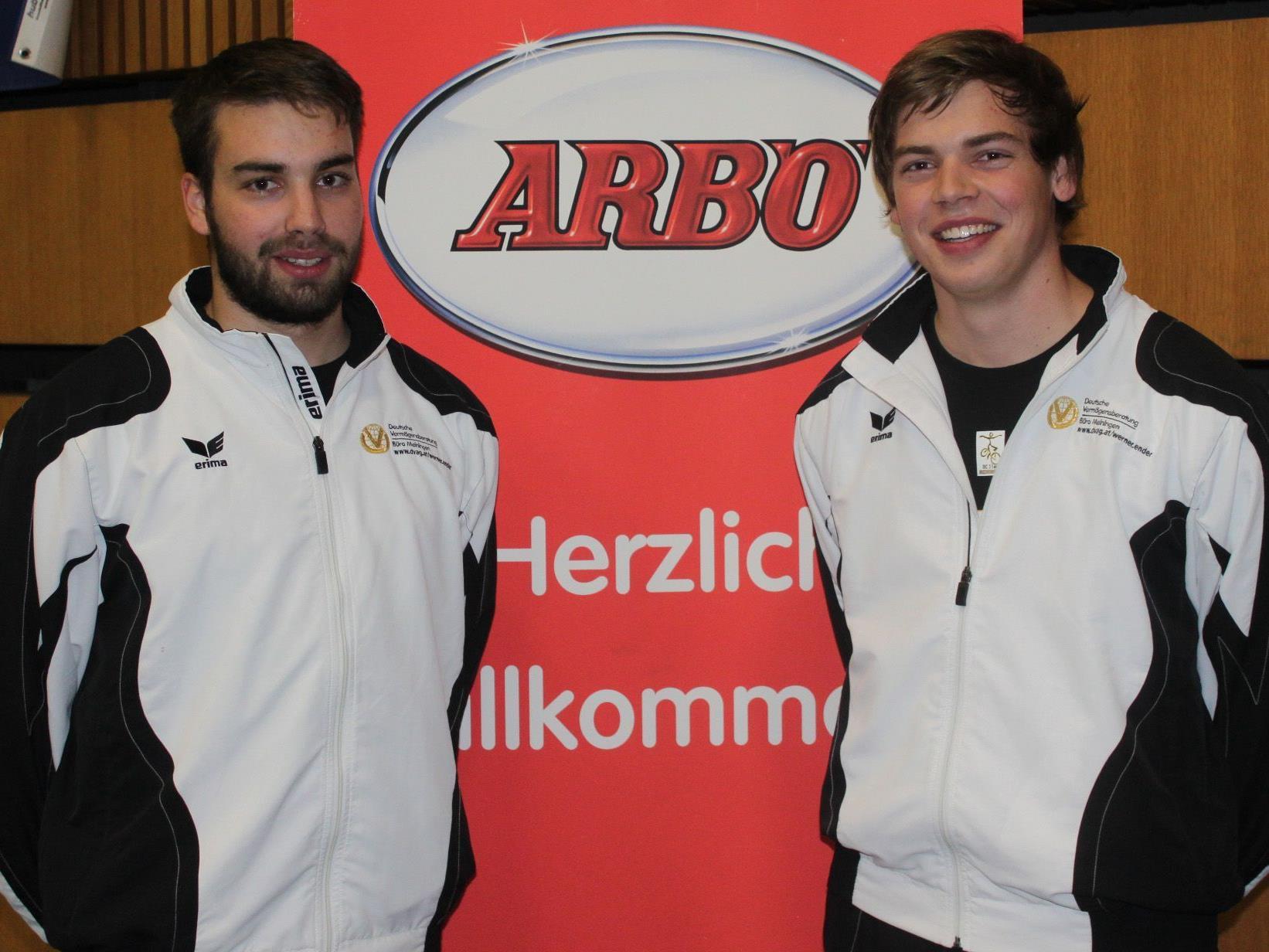 Joachim und Fabian Allgäuer