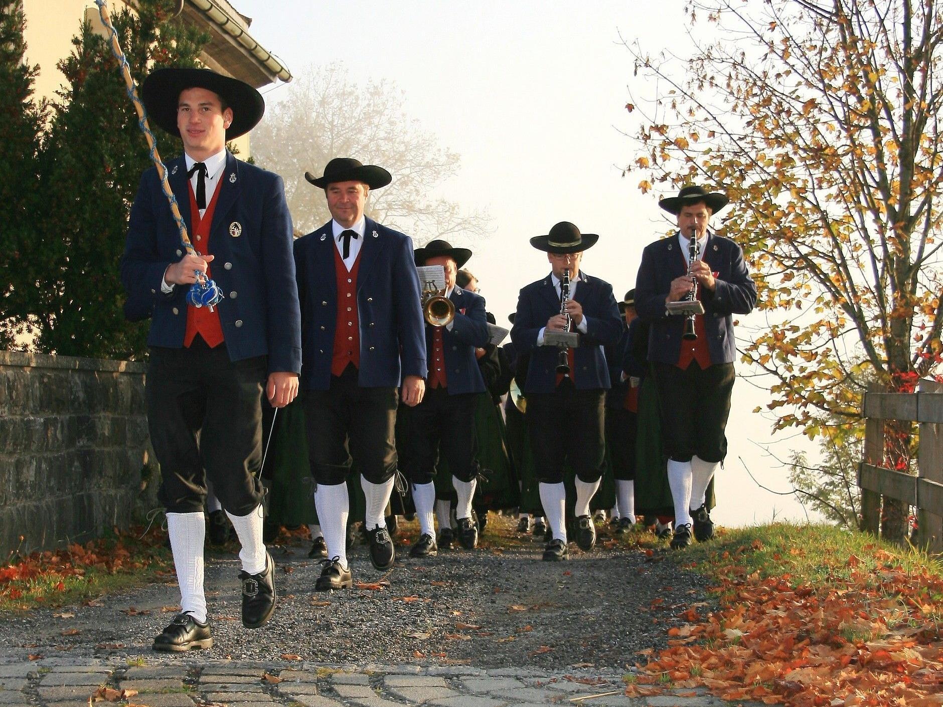 Der Musikverein Buch lädt zum Herbstkonzert