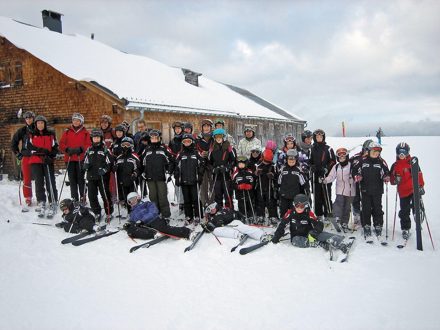 SV Lochau fördert Jugendschilauf