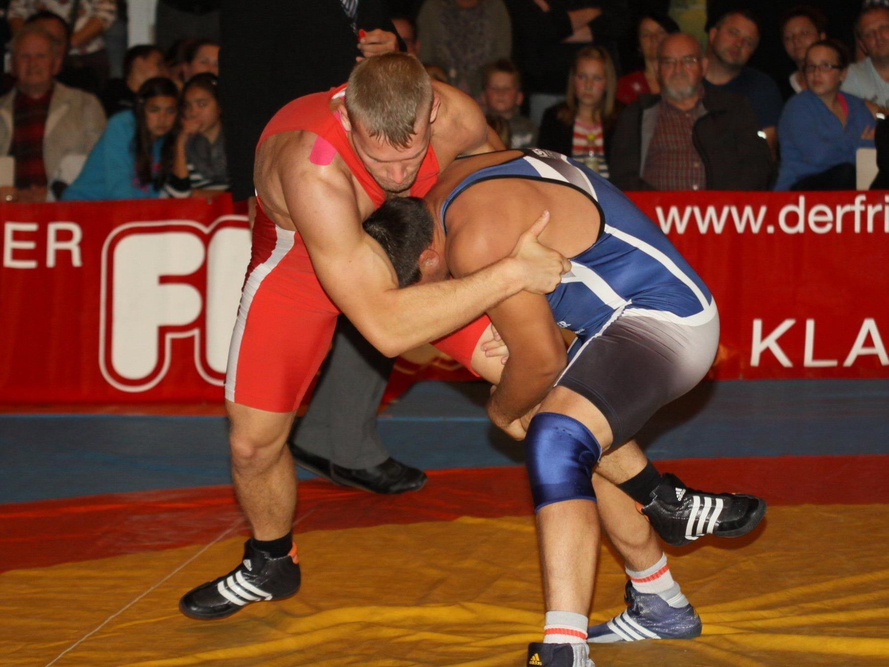 Andrej Vyshar will zum Götzner Heimsieg beitragen.