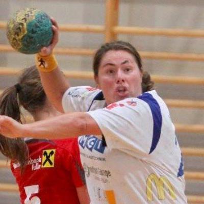 Sabine Kainrath erzielte sechs Volltreffer für den HC Feldkirch