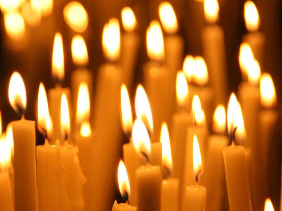 Kerzenziehen in der Johanniterkirche - Eine Aktion der Caritas Werkstätte Bludenz