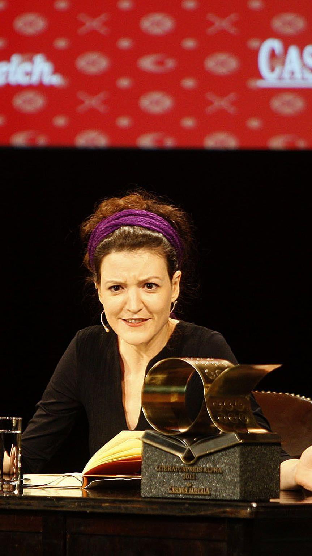 Anna-Elisabeth Mayer ging als Siegerin aus einem Wettbewerb hervor, für den es rund 70 Bewerber gab.