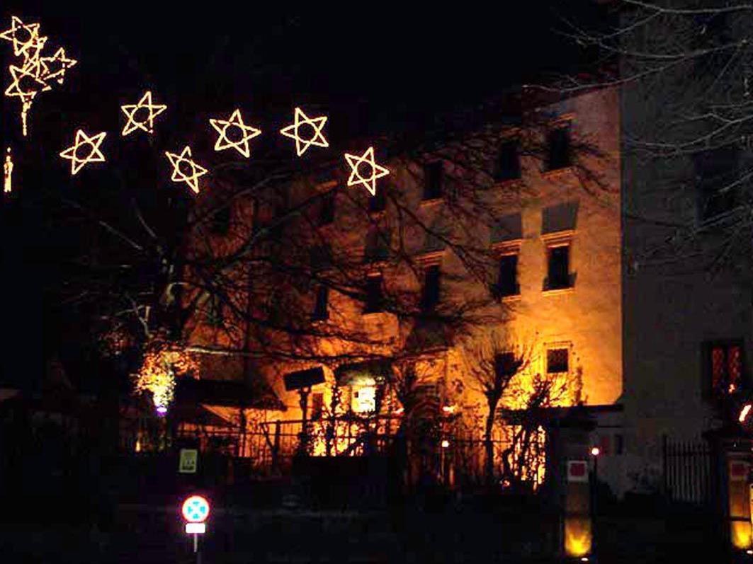 Ab kommenden Freitagabend erstrahlt wieder die Weihnachtsbeleuchtung in Hohenems.