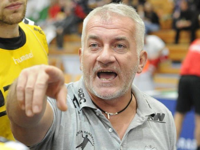 Da geht's lang! Bregenz-Coach Martin Liptak kennt den Weg zum Erfolg