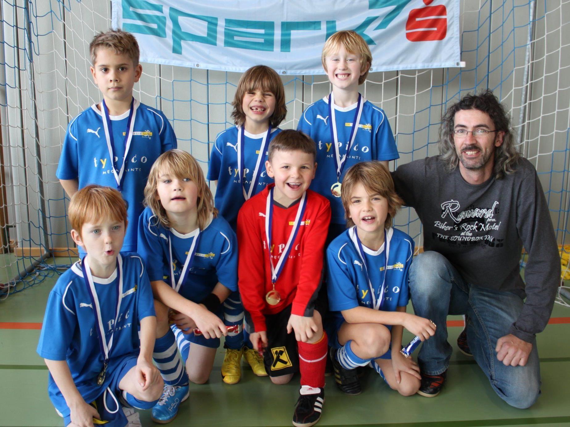Können die jungen Kicker des SV Typico Lochau ihren Heimvorteil wieder nützen?