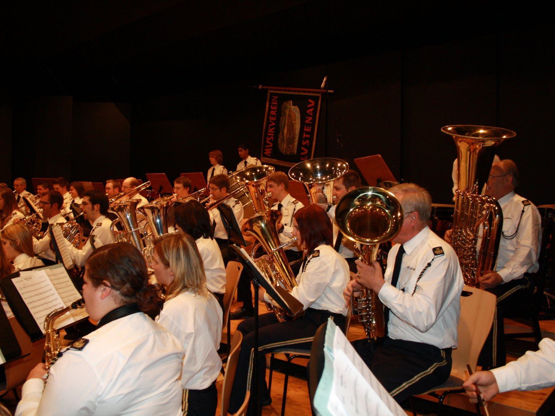 Der MV Lustenau lädt zum traditionellen Herbstkonzert in den Reichshofsaal.