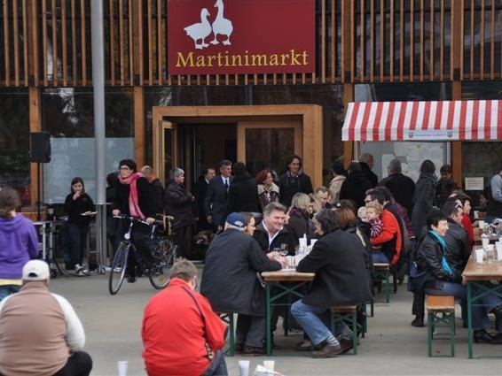 Gesundheits- und Krankenpflegeverein Ludesch lädt zum Martinimarkt am 12.11.2011 ein.