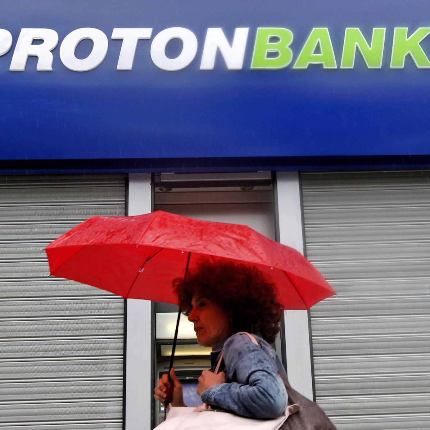 Die griechische Bank soll bis zu 700 Millionen ins Ausland verschoben haben.