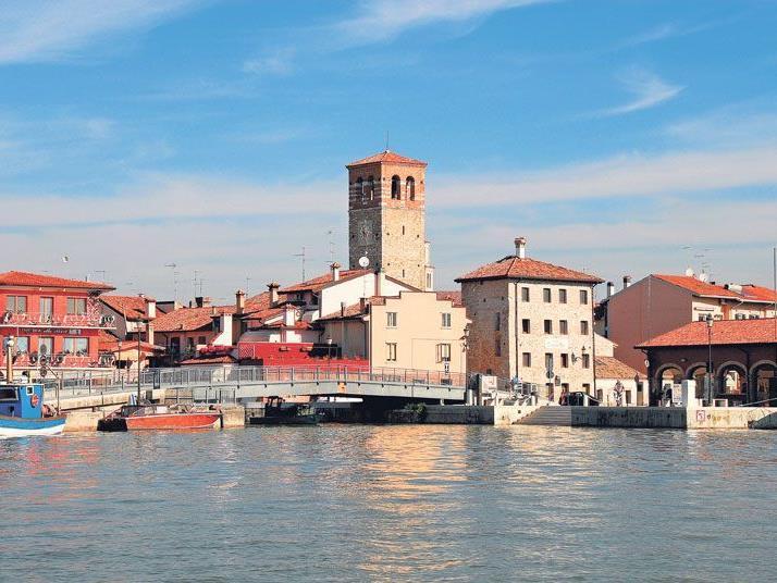 Gezeiten prägen den Lebensrhythmus in der Provinz Friaul-Julisch-Venetien in Italien