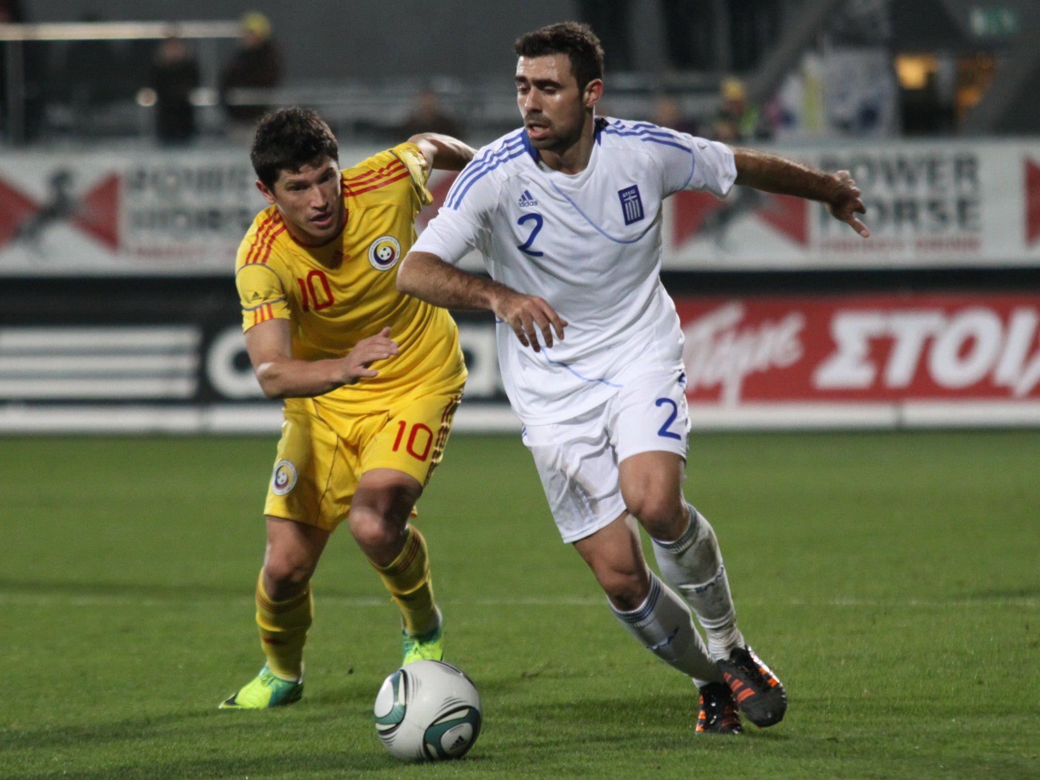 Rumänien gewinnt Test gegen Griechenland mit 3:1.