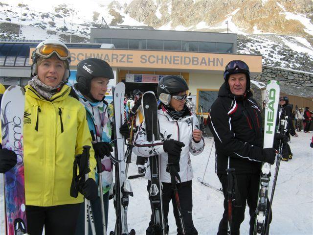 Welcher Ski passt zu mir? - Mehr Fotos unter: www.sv-goetzis.at