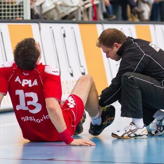 Marko Tanaskovic fällt wegen einer Verletzung weiterhin aus