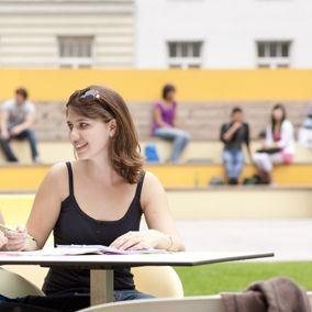 Lernen für's Leben: Die Vienna Business School öffnet ihre Pforten zum Schnuppern.